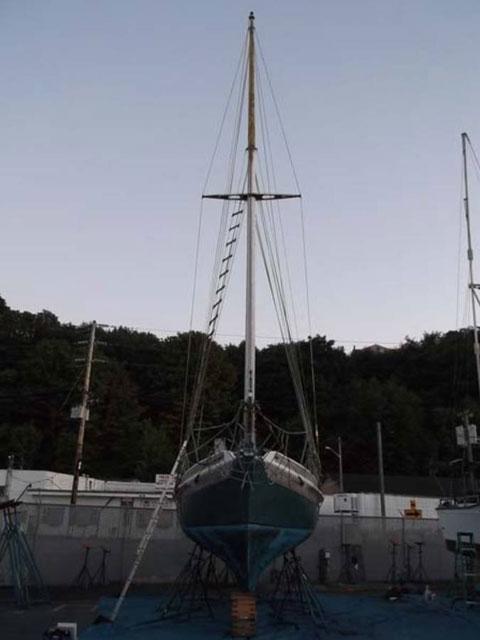Bristol Channel Cutter, 1976 sailboat
