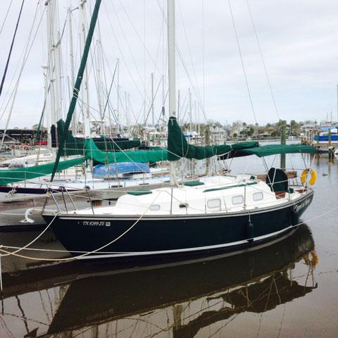 Bristol 29.9, 1978 sailboat