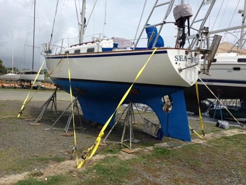 Bristol 29.9 tall rig, 30', 1978 sailboat