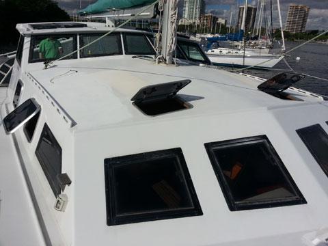 Orin Byrd Catamaran, 48 ft., 1989 sailboat
