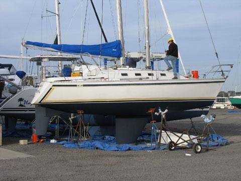 Canadian Sailcraft 30 (CS30), 1988 sailboat