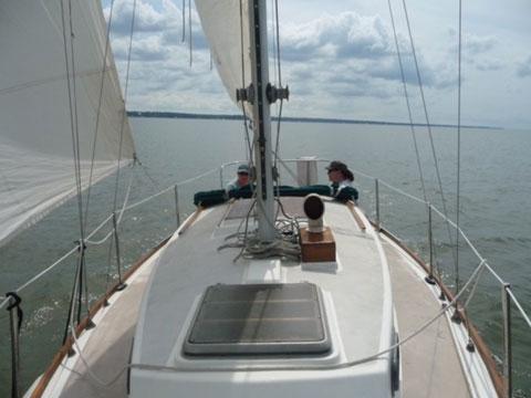Cape Dory 27, 1978 sailboat