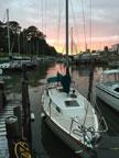 1978 Cape Dory 27 sailboat