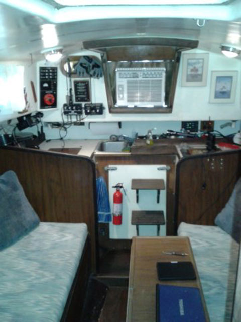 Cape Dory 28 1979 Kemah Texas Sailboat For Sale From