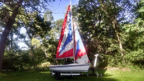 Capri 14.2 (MOD 3), 2000 sailboat