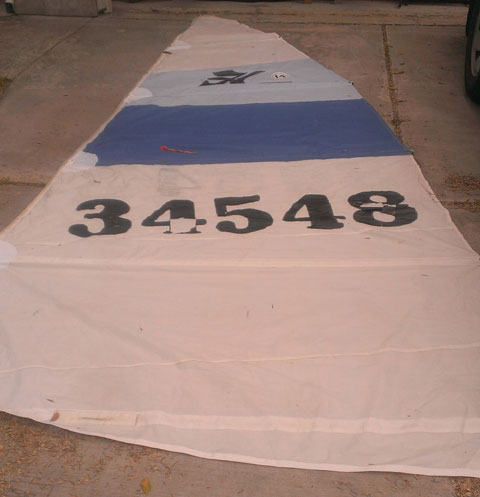 Capri 14.2, 1985 sailboat