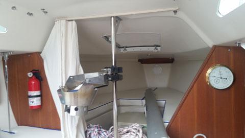 Catalina Capri 22, 2008 sailboat