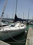 1991 Capri 26 sailboat