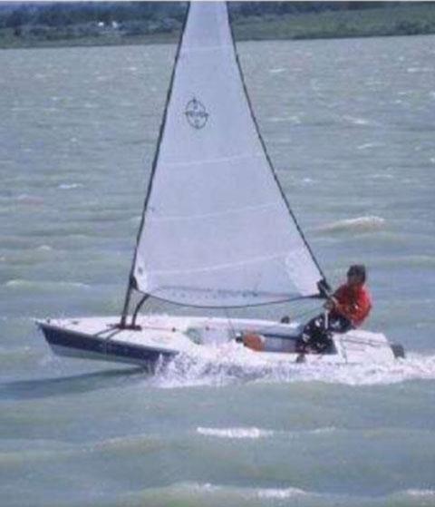 Catalina Expo 14.5, 1997 sailboat