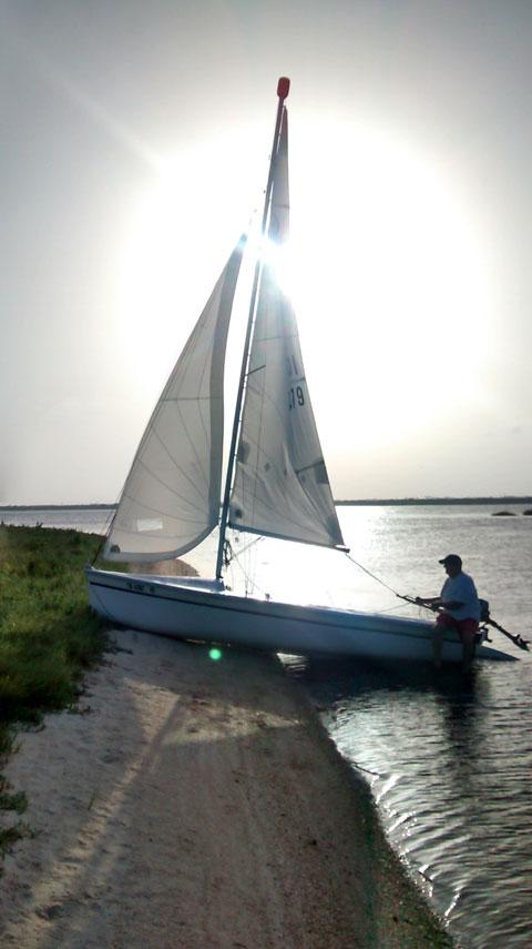 Catalina 16.5, 2012 sailboat