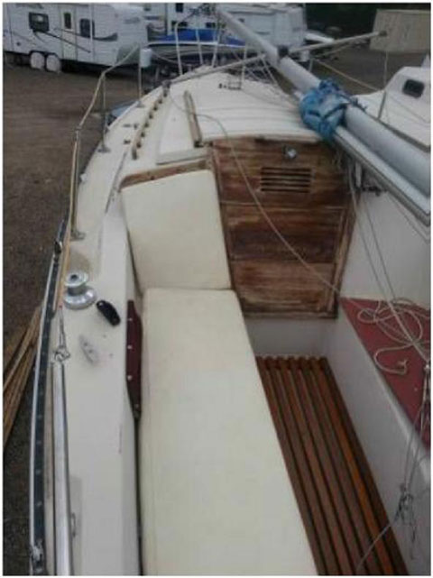 Catalina 25 Swing Keel 1982 Denver Colorado Sailboat