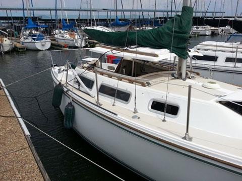 Catalina 25 Tall Rig, 1985, Lake Ray Hubbard, Bayview sailboat