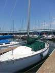 1985 Catalina 25 sailboat