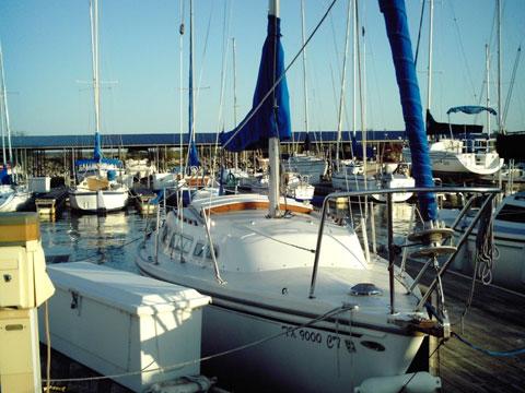 Catalina 27, 1978 sailboat
