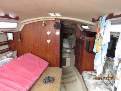 Catalina 30, 1982 sailboat