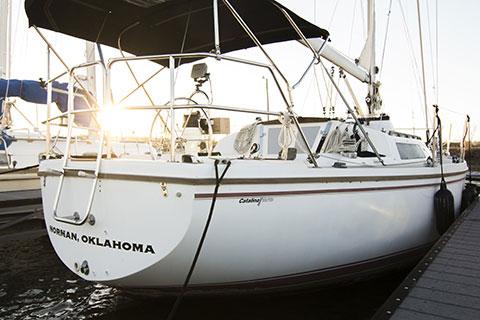 Catalina 30/309 Mk II, 1986 sailboat