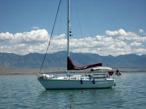 Catalina 30, 1977 sailboat