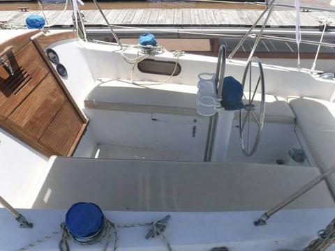 Catalina 30, 1984 sailboat