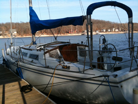 Catalina 36 1986 Grand Lake Jay Oklahoma Sailboat For
