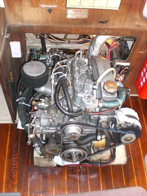 Catalina 36, 1988 sailboat