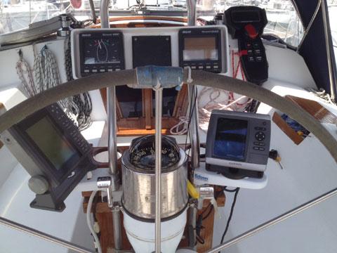 Catalina 42, 1993 sailboat