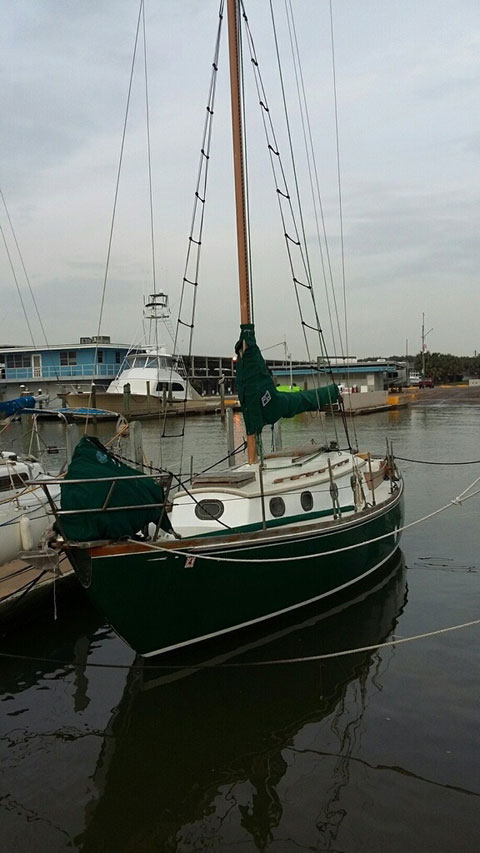 Chesapeake 32', 1962 sailboat