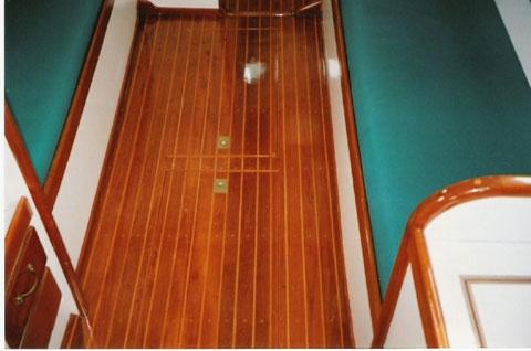 Chesapeake 32', 1962 sailboat