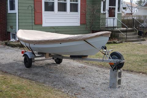 Chesapeake Light Craft, 15 ft., 2005 sailboat