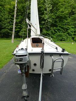 Compac 16/3, 1990 sailboat