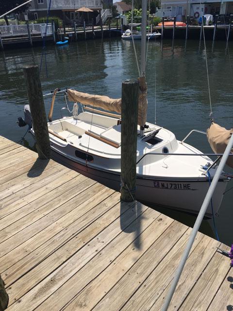 ComPac Legacy 16, 2013 sailboat