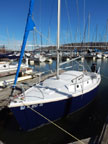 1983 ComPac 19 sailboat