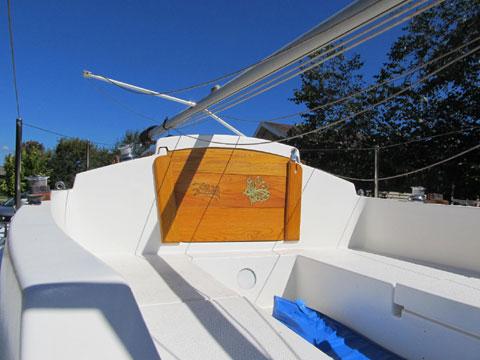Com-Pac 19 MK III, 1989 sailboat