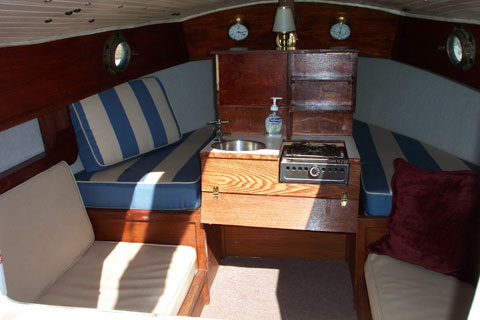 Com-Pac 19II - upgraded 1984 sailboat