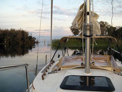 Com-Pac Yachts Eclipse 21, 2005 sailboat
