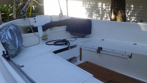 Com-PAC Suncat, 2009 sailboat