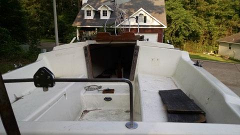 Cortez 16, 1978 sailboat
