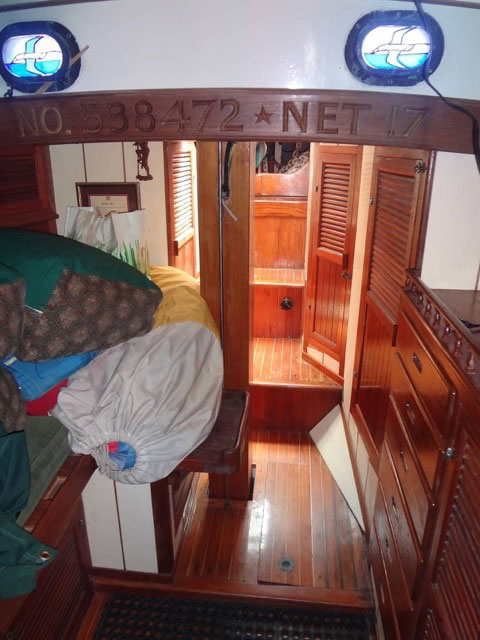 Ct 41 1973 Poulsbo Washington Sailboat For Sale From