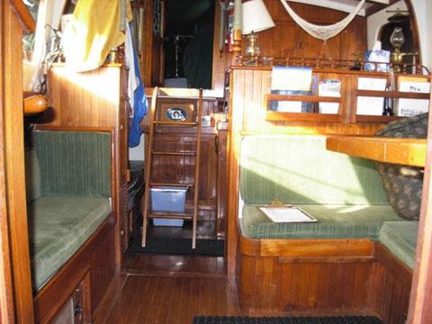 CT 41, 1973 sailboat