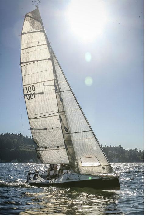Dibley 25, 1997 sailboat