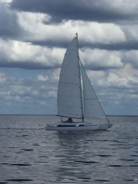 Chris White Discovery 20 Trimaran, 2005 sailboat