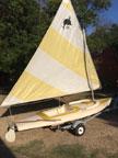 1968  Dolphin Senior sailboat