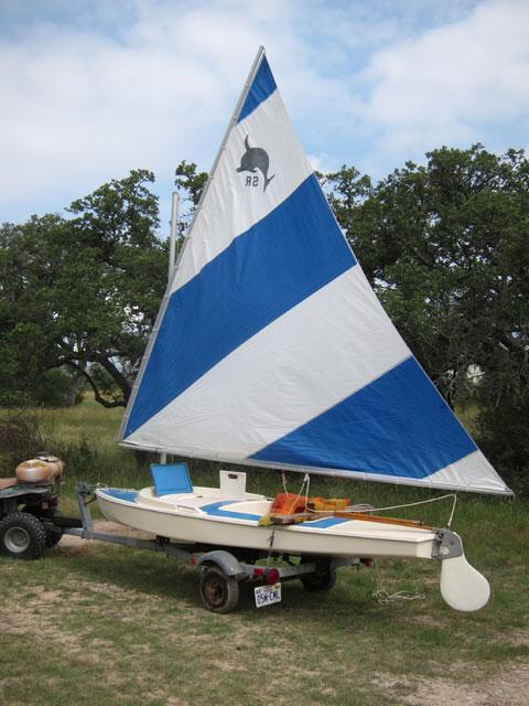 Dolphin Senior, 1970s sailboat