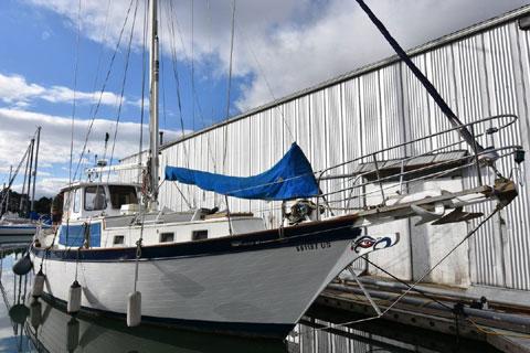 Downeaster 45, 1977 sailboat