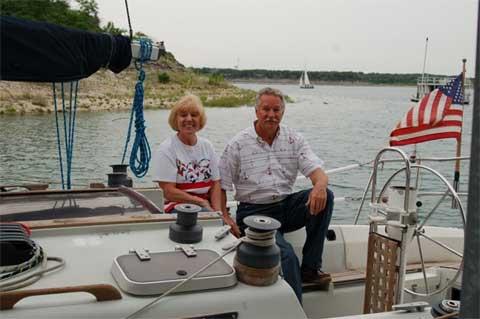 Elite 37, 1984 sailboat