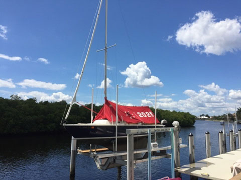 Ensign Spars, 2013 sailboat