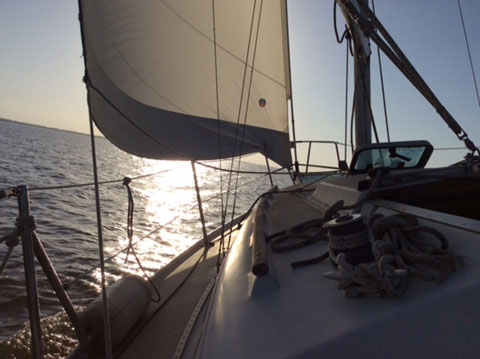Ericson 26, 1986 sailboat