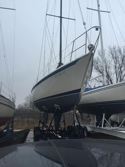 Ericson MK III 32, 2005 sailboat