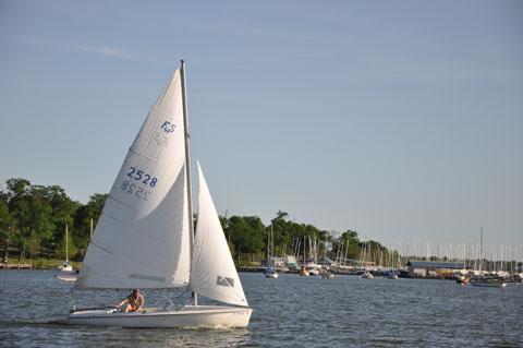Flying Scot, 1974 sailboat