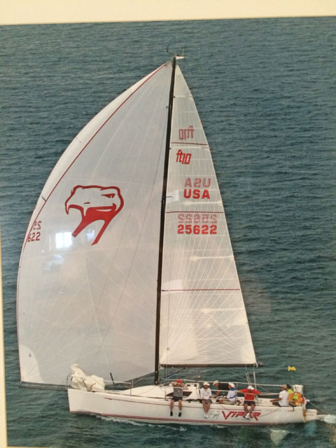 FLYING TIGER 10M, 2007 sailboat