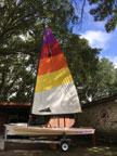 1981 Force 5 sailboat